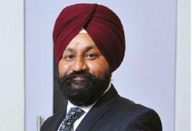 Gurmeet Singh, Director, Inditrade