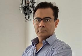 Manoj Gyanchandani, Founder & Managing Director, Leayan Global Pvt Ltd (Red Chief)