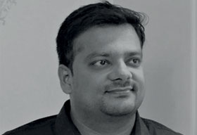 Sachin Rastogi, Founding Director and Principal, ZED Lab