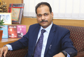 Dr. Sunil Kr Pandey, Professor & Director (IT), Institute of Technology & Science