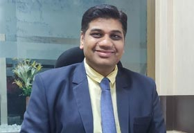 Kunal Sanghavi, CFO, Metropolitan Stock Exchange