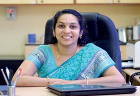 Dr. Dhanya Pramod, Director, SCIT, Pune