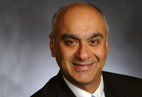 Param Bedi, VP & CIO for Library and Information Technology, Bucknell University