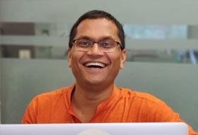 Gautam Das, Co-Founder & CEO, Oorjan Cleantech