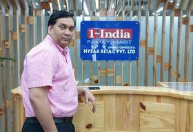 Jay Prakash Shukla, Founder, 1-India Family Mart