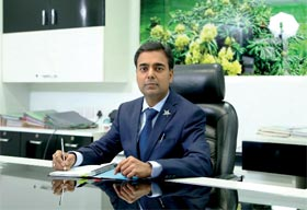 Pankaj Kr. Jain, Director, KW Group