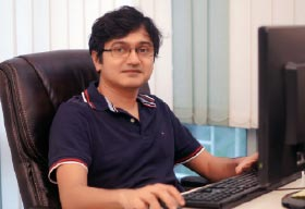 Nitin Gupta, Founder, CEO & CTO, NeuroTags