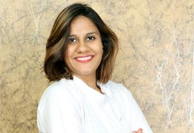 Dr. Riddhi Rathi Shet, Managing Director, Orthosquare and Managing Director & CEO, Flexalign