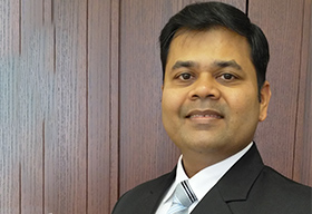 Hemant S. Naik, VP- Strategy & Supply chain at Kamath Ourtimes Ice-creams Pvt Ltd