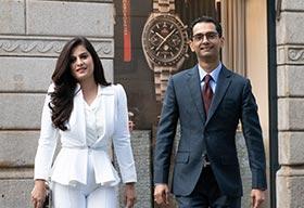 Sonal Jindal and Chetan Mathur - Managing Partners, Medusa Source