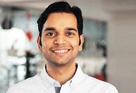 Venkat Malladi, Co-Founder & CTO, Vymo