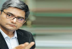 Amit Sharma, Group Head - Strategy and IT, Cytecare Cancer Hospitals