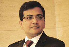 Divy Shrivastava, Co-Founder & CEO, Nineleaps Technology Solutions
