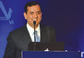 Rajesh Jalnekar, Director, Vishwakarma Institute of Technology