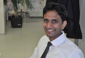 Nishant Agarwal, Founder, Proctur.com