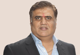 Amit Ruparel, Managing Director, Ruparel Realty