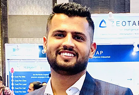 BhaveshTalreja, CEO at Globale Media