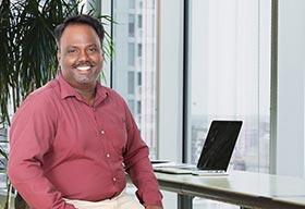 Prakash Nagarajan, Co-Founder and Director, Tevatel