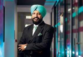 Navdeep Singh Ahluwalia, Head - Network Information Security, Dalmia Cement Bharat