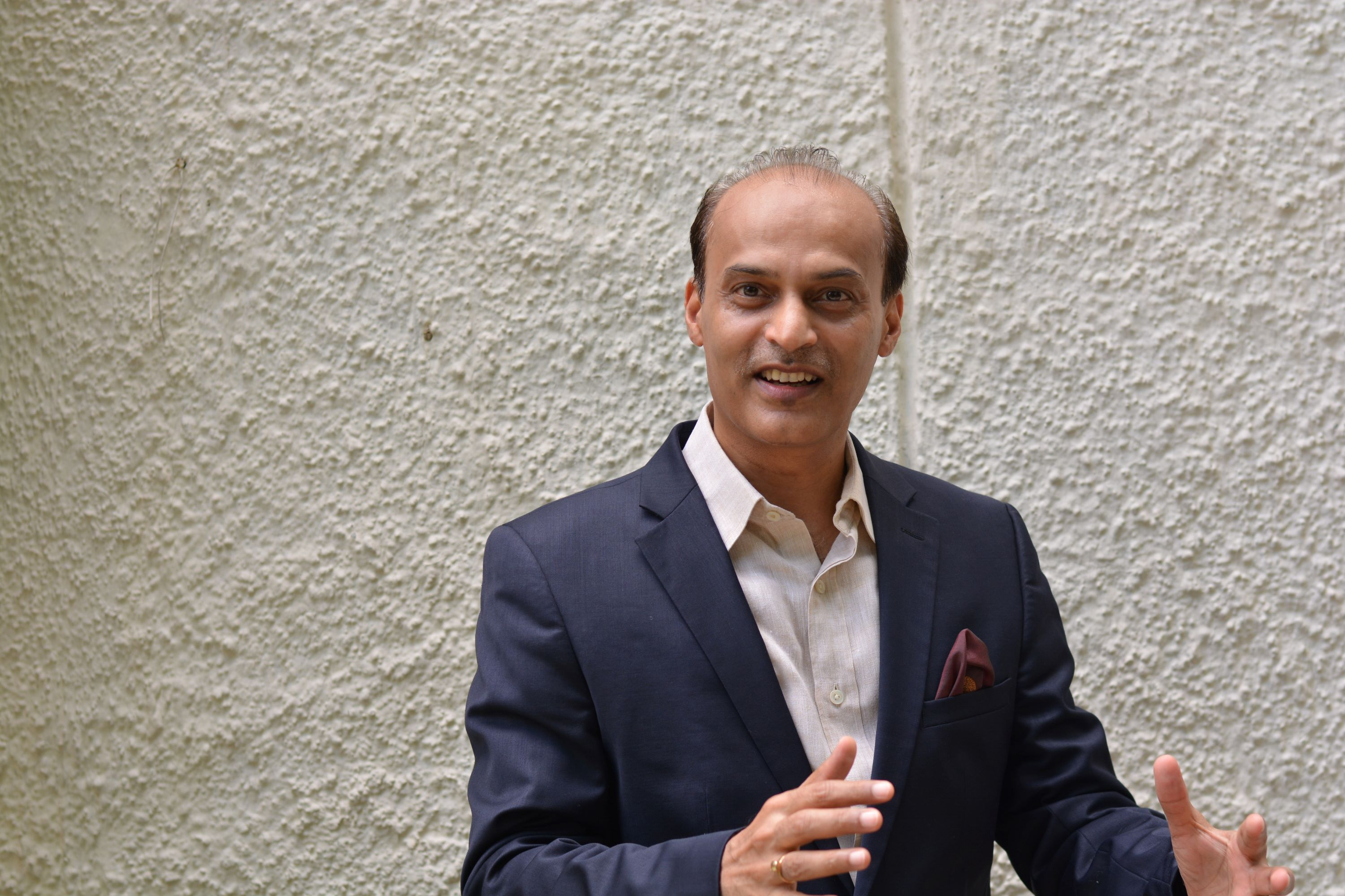 Sandeep Jain, Strategy Consultant and Leadership Coach, Founder and Principal Consultant, Value-Unlocked