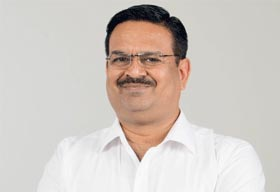 Venkatesh Dwivedi, Director (Projects), Energy Efficiency Services Limited
