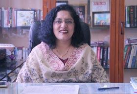 Dr Pratima Sheorey, Director, Symbiosis Centre for Management and HRD (SCMHRD)