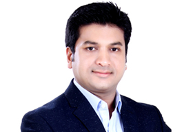 Saurabh A. Khandelwal, Founder, Dhanvi Diamonds