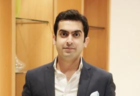 Rachit Chawla, Founder and CEO, Finway