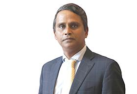 Mr. Srinivasa Rao Aluri, Chairman, QNu Labs