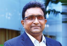 Prashanth Doreswamy, Country Head- India & Managing Director, Continental Automotive