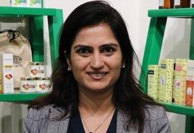 Pooja Nagdev, Cosmetologist and Aromatherapist, Founder, INATUR Ayurveda & Aromatherapy