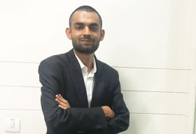 Samarth Garg, Founder, HoneyTub