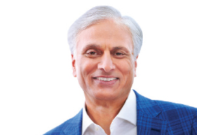 Ajay K. Bakaya, Managing Director, Sarovar Hotels & Resorts