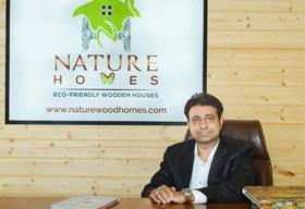 Saurabh Sood, Founder, Nature Homes