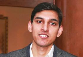 Sanjay Dhakar, VP Engineering, Jugnoo