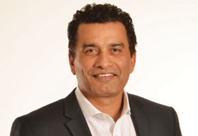 Imran Akbar, Vice President and General Manager, Wireless Networks, Samsung Electronics America
