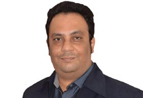 Dr. Abhijit Sarkar, Country Head-Corporate Real Estate, Administration & Infrastructure, Sharekhan