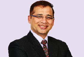 Ranjan Mishra, Vice President - Human Resources, Vodafone
