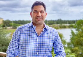 Ash Mufareh, Founder & CEO, ONPASSIVE