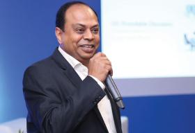 Deepak Visweswaraiah, SVP & Managing Director, NetApp