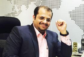 Harish Achar Brahmavar, Founder & MD, Homz N Space
