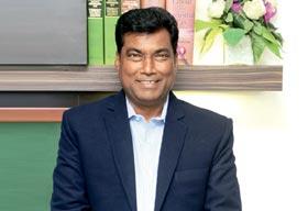 Vijay Verma, CEO, Sunworld Group