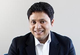 Pushkar Mukewar, <br> Co-founder and Co-CEO, <br> Drip Capital