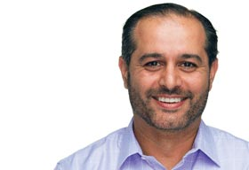 Hatem Naguib, COO, Barracuda Networks