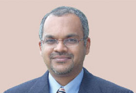 Srivatsan Krishnan, Head R&D Operations and IT,  Bristol - Myers Squibb, India