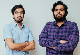 Sehaj Singh Kukreja and Tushar Anand, Co-founders, Cheferd Foods