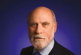 Vinton G. Cerf, VP & Chief Internet, Evangelist, Google