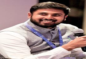Kaushik Raju, Trustee, Atria University