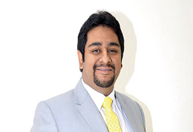 Sumit Sabharwal, Head - HR, Fujitsu Consulting India