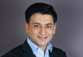 Ankur Seth, Director, Maersk Global Services